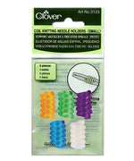 Clover Coil Knitting Needle Holder - Small