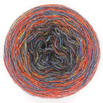 Coco Style - Hand Dyed Effect Chilli - 100gm