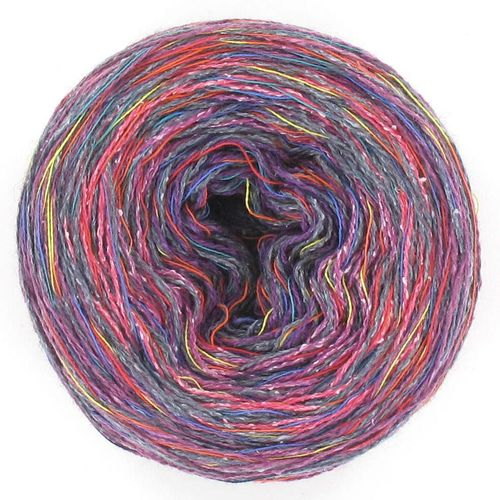 Coco Style - Hand Dyed Effect Flower - 100gm