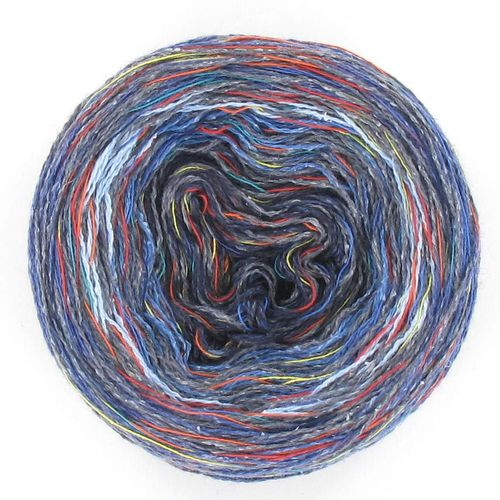 Coco Style - Hand Dyed Effect Heaven - 100gm