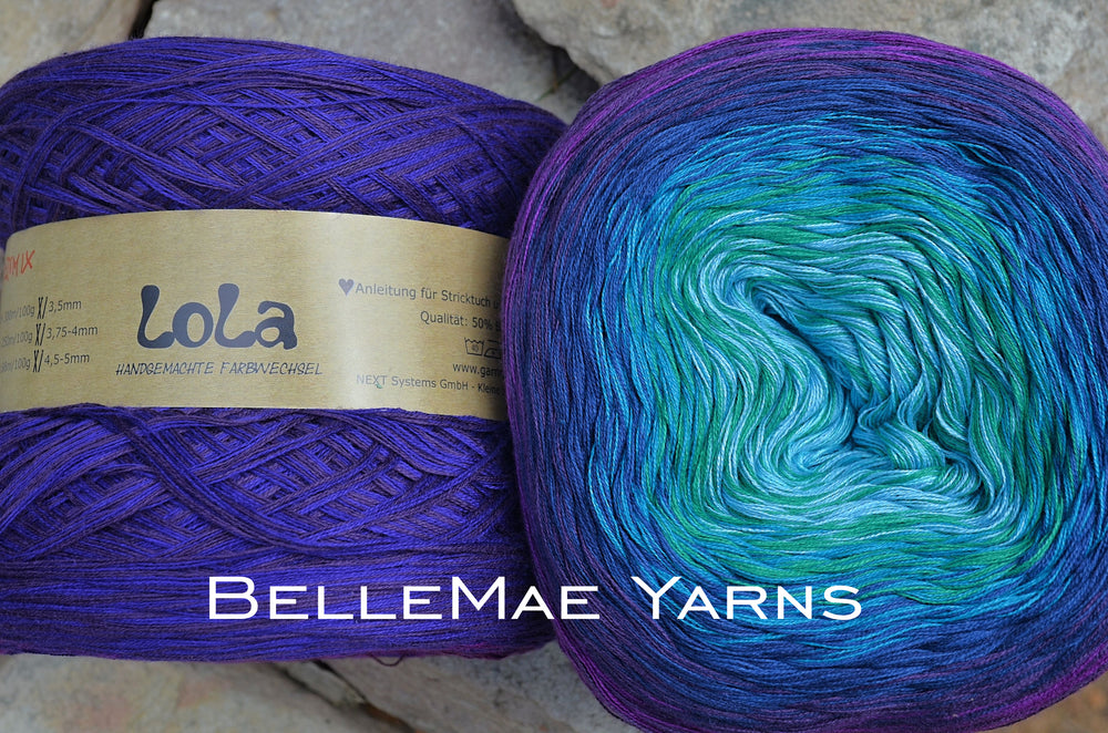 Lola Bobbel - Ornamental Fish - 4ply