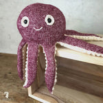 HardiCraft Knitting Amigurumi Kit - Olivia Octopus