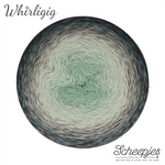 Scheepjes Whirligig - 202 Grey to Blue