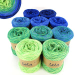Lola Bobbel Box - Green Lagoon - PRE ORDER ONLY