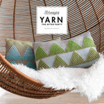 Scheepjes Pattern Kit: YARN The After Party no. 17 Wild Forest Cushions by Esme Crick