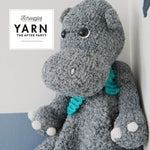 Scheepjes Pattern: YARN The After Party no. 55 Hilda Hippo