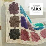 Scheepjes Pattern: YARN The After Party no. 81 The Memory Throw by Nerissa Muijs