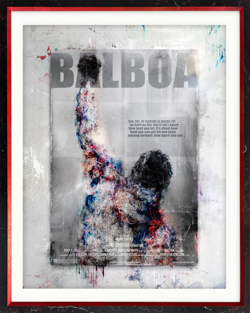 BALBOA (Rocky) - Billboard Limited Edition