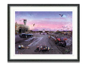 Destination Unknown (Top Gun) - Large Limited Edition
