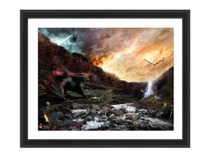 Dracarys (Game Of Thrones) - Large Limited Edition