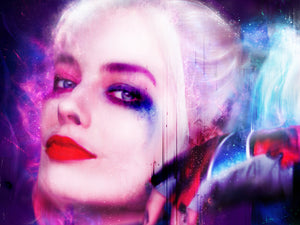 Harley Quinn – 'You Don't Own Me' - Large Limited Edition