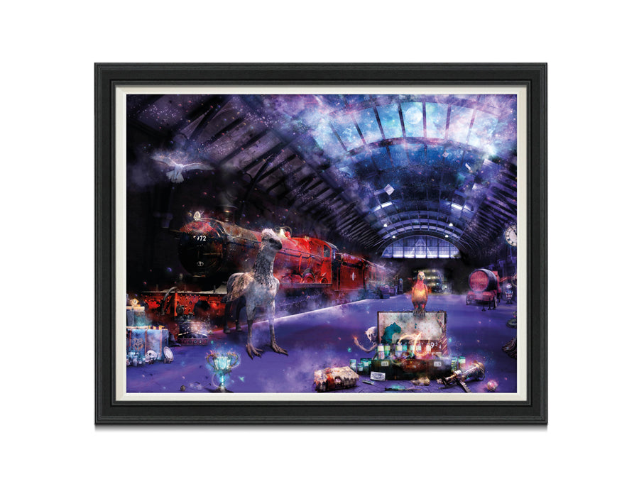 Anything's Possible (Harry Potter) - Canvas Limited Edition