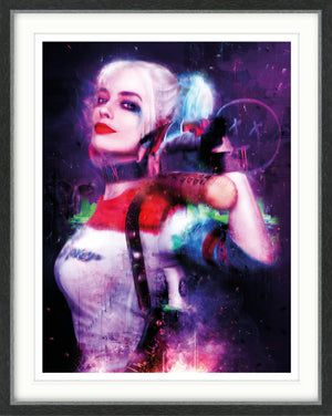 Harley Quinn – 'You Don't Own Me' - Standard Limited Edition