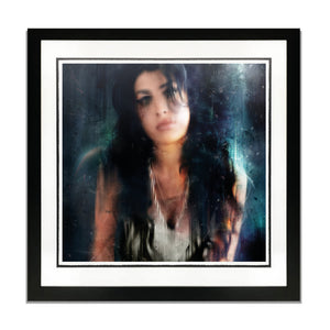 Amy (Amy Winehouse) - Hand Embellished Limited Edition