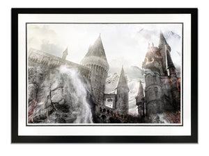 Draco Dormiens (Harry Potter) - Hand Embellished Deluxe Limited Edition
