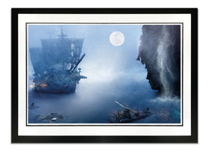 My Spirit Will Live On (Pirates Of The Caribbean) - Hand Embellished Deluxe Limited Edition