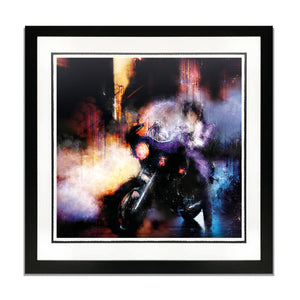 Let Me Guide You (Prince) - Hand Embellished Limited Edition