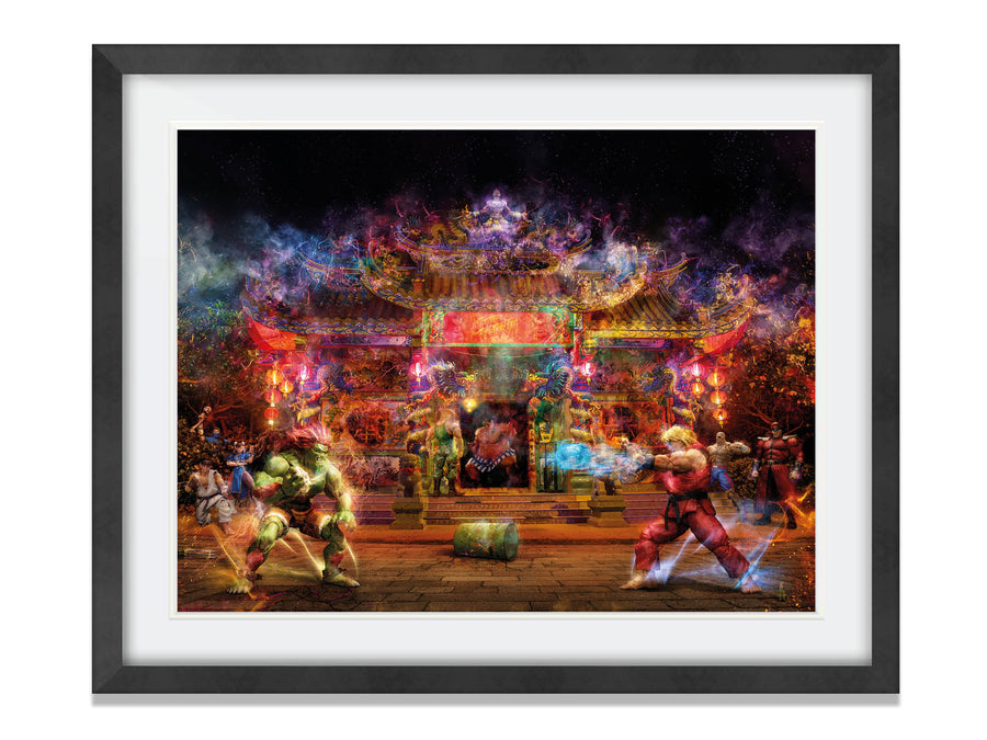 Hadouken - Large Limited Edition