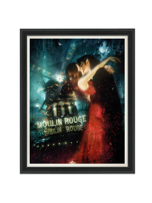 Until The End Of Time (Moulin Rouge) - Canvas Limited Edition