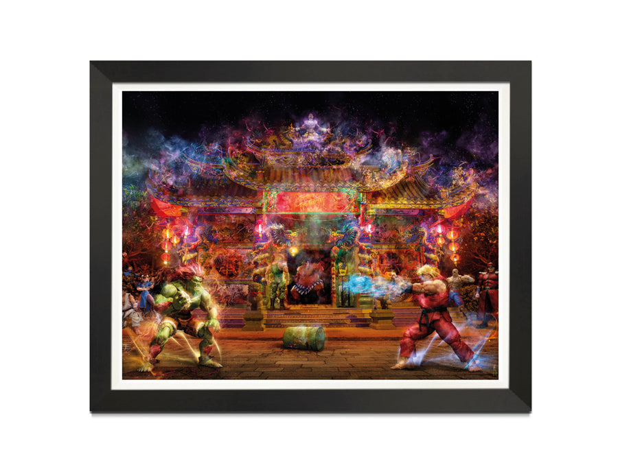 Hadouken - Canvas Limited Edition