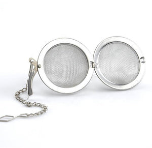 Stainless Steel Ball + Chain Tea Infuser