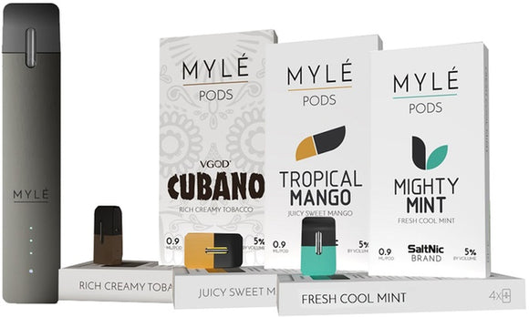 MYLE Pod System Collection