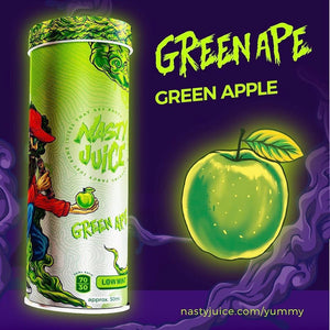 NASTY JUICE - GREEN APPLE - VAYYIP