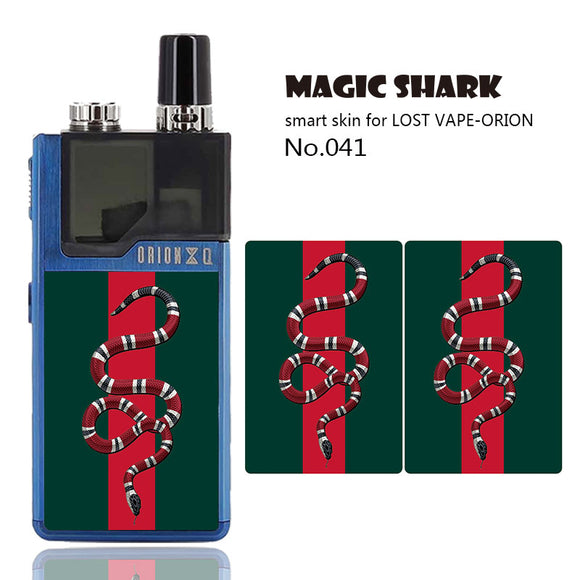 Skin Decal for LOST VAPE ORION (Decal Only, Device is Not Included)-SNAKE-VAYYIP