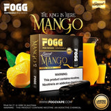 FOGG Vape Disposable Pod Device-Mango-VAYYIP