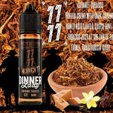 CARAMEL TOBACCO HEAVEN 11 - DINNER LADY - 11/11 - 60ml - VAYYIP