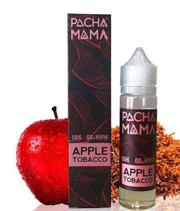 Apple Tobacco 60mL E-Liquid by Pachamama Sub-Ohm Salts