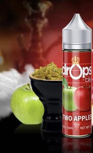 Drops By Blis Two Apples-60ml