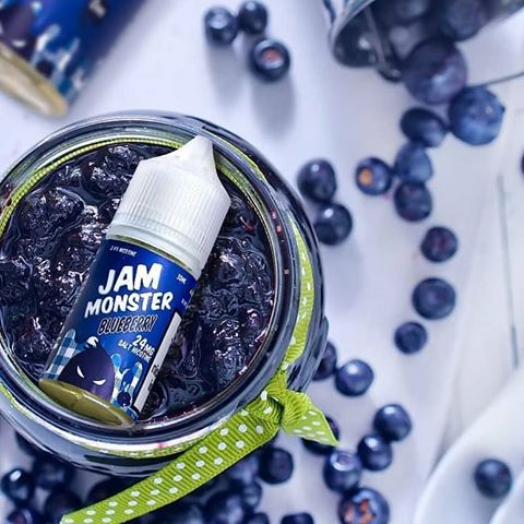 JAM MONSTER – BLUEBERRY [SALTNIC] - VAYYIP