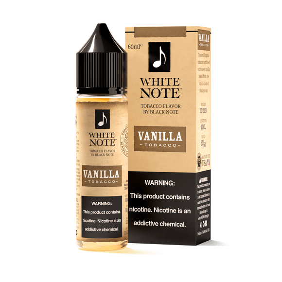 WHITE NOTE VANILLA TOBACCO