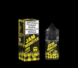Lemon by Jam Monster Nic Salt