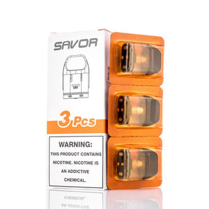 AAA Vape Savor Pod Cartridge 1.75ml 3pcs