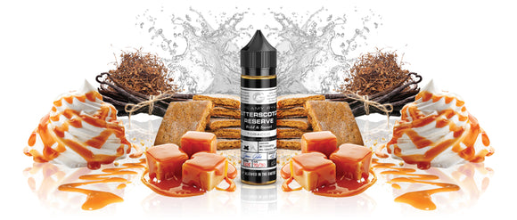 Basix Series - Butterscotch Reserve - 60ml - VAYYIP