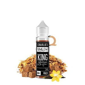 King Bellman Charlie`s Dust 60ml Vape Juice