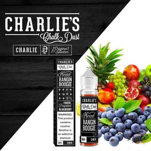 Charlie`s Chalk Dust Black Label - Head Bangin Boogie