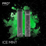 THE PRO CIG DISPOSABLE POD DEVICE - SWISS DESIGN-2% / 4 pieces Ice Mint-VAYYIP