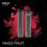 THE PRO CIG DISPOSABLE POD DEVICE - SWISS DESIGN-5% / 4 pieces Mixed Fruit-VAYYIP