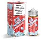 STRAWMELON APPLE - ICE MONSTER E-JUICE (100 ML)