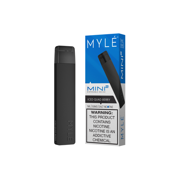 MYLE Mini 2 Disposable