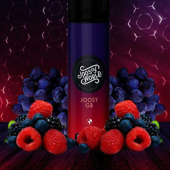 Joosy World- Grape Berry - vayyip