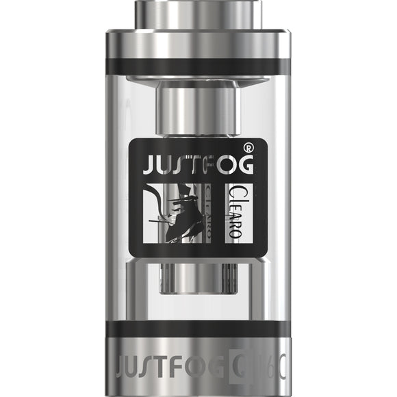 JUSTFOG Q16C Pyrex Glass Tube 1.9ml