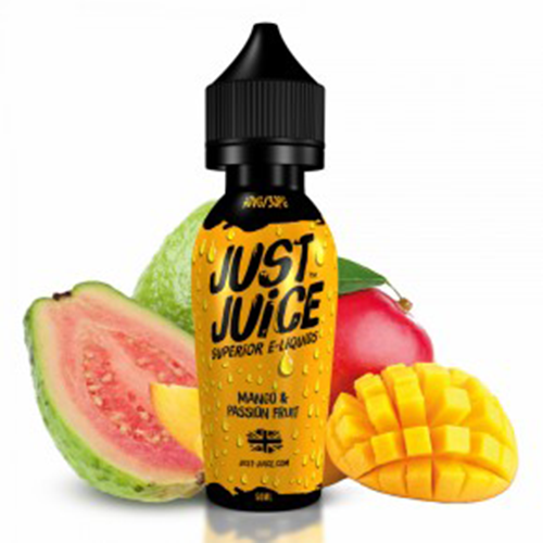 Just Juice Mango & Passion Fruit