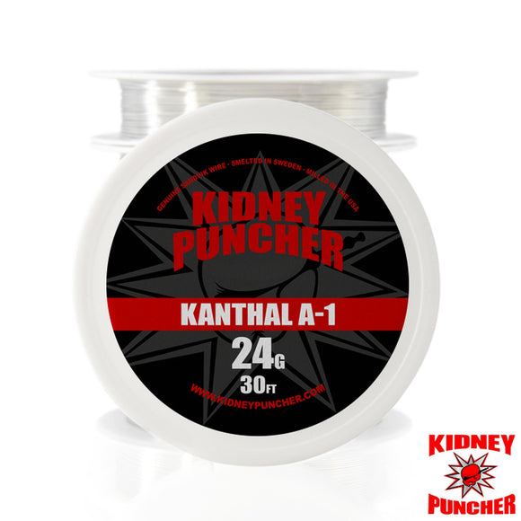 Kidney Puncher Kanthal A1 30ft Spool