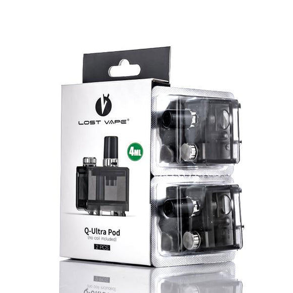 LOST VAPE – Orion Q Ultra Replacement Pods w/ No Coils