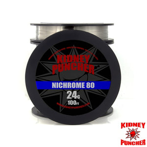Kidney Puncher Nichrome 80 100ft Spool