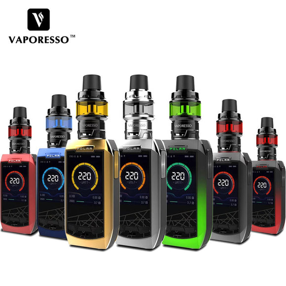 POLAR KIT BY VAPORESSO - vayyip